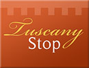 Tuscany Stop Logo