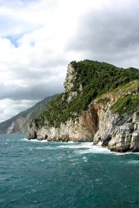 The fabulous Cinque Terra coastline