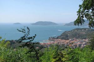 Lerici roof tops