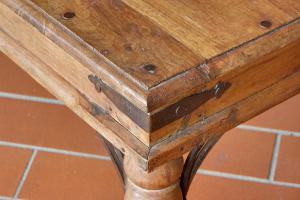 Rustic table 1200